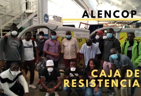 Alencop crea una caixa de resistència per als treballadors de la cooperativa