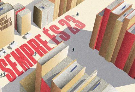 Sant Jordi, en confinament… Una oportunitat per reivindicar la tasca diària de les llibreries de proximitat