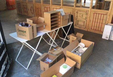 Coòpolis, l'Ateneu Cooperatiu de Barcelona, es muda a l'Escola Lliure El Sol una temporada