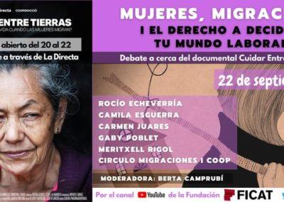 #Mujeres, #Migración y el derecho a decidir tu mundo laboral
