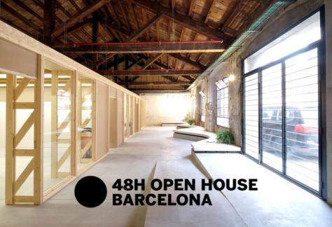 Coòpolis i diversos edificis cooperatius al BCN Open House 2020